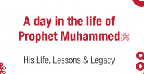 A day in the life of Prophet Muhammad poster